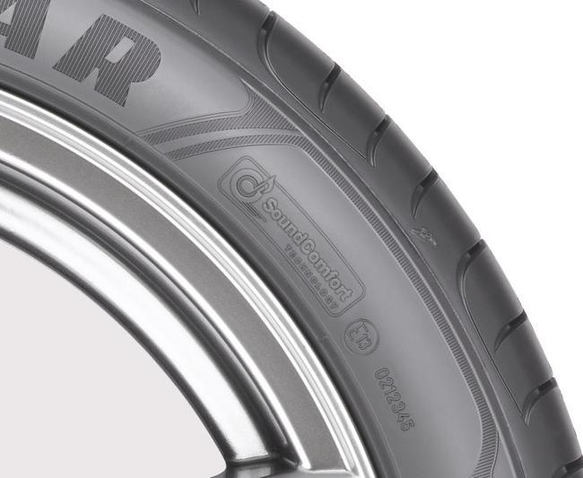 neumaticos Goodyear Sound Comfort Technology