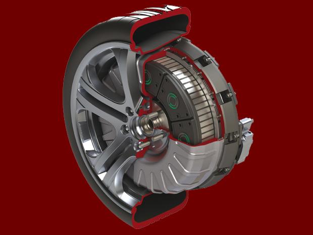rueda protean