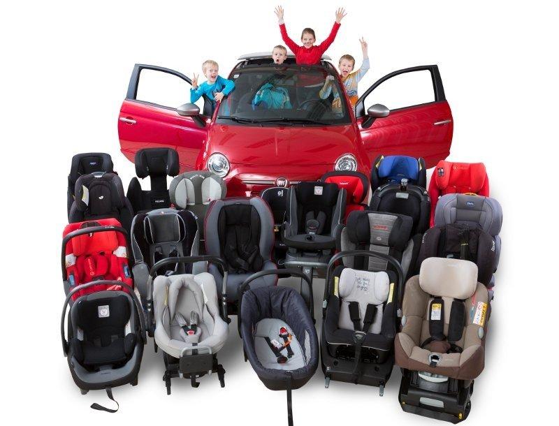 sistemas retencion infantil coche
