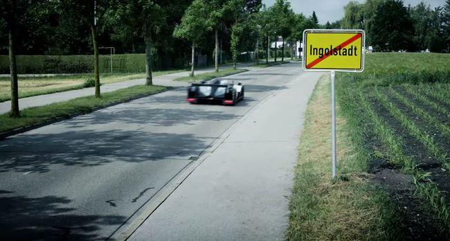 Audi Porsche Le Mans 2014 02