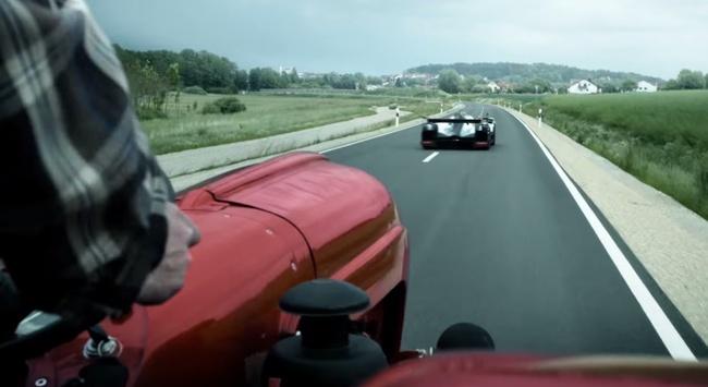 Audi Porsche Le Mans 2014 03