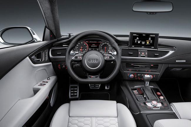 Audi RS 7 2014 interior 03