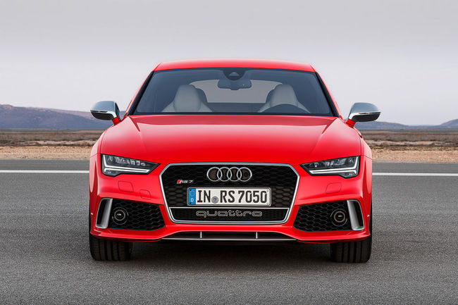Audi RS 7 2014 interior 05