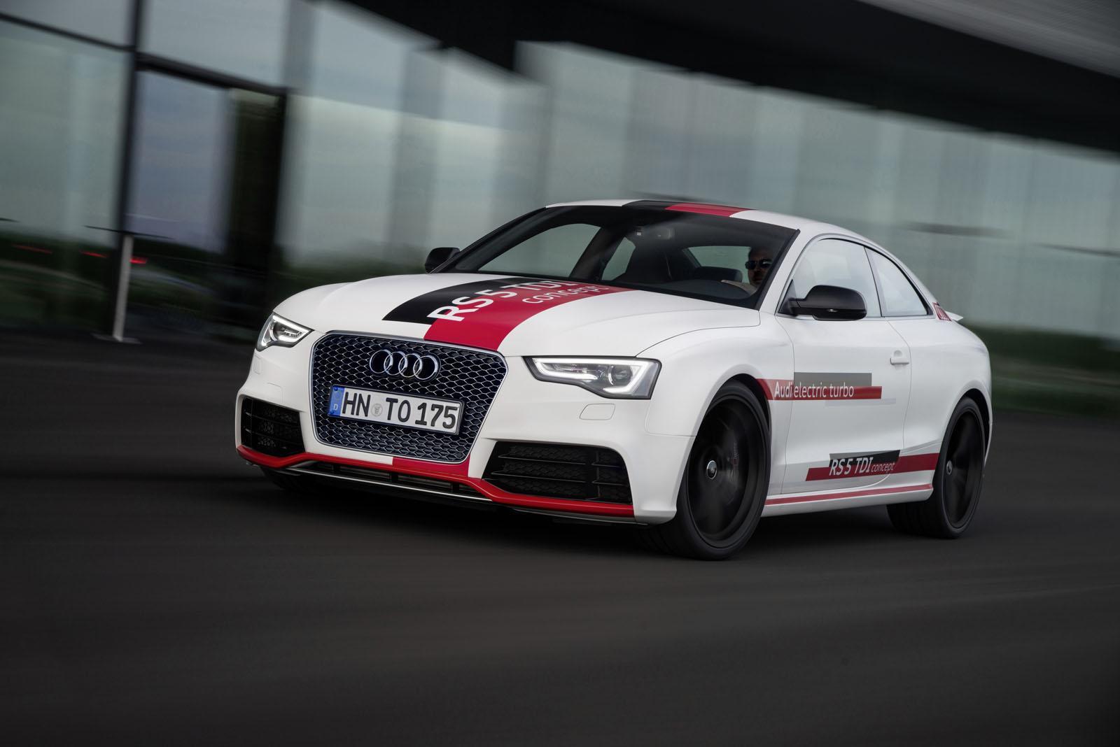 Audi RS5 TDI Concept 2014 07