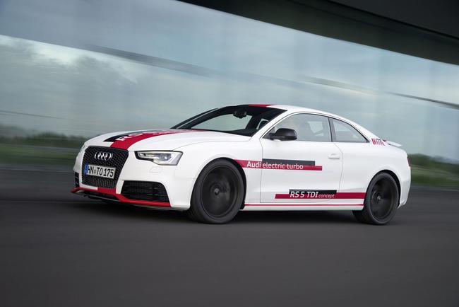 Audi RS5 TDI Concept 2014 10