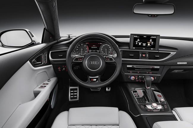 Audi S7 Sportback 2014 interior