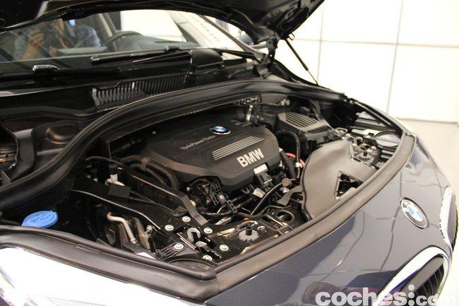 BMW Serie 2 Active Tourer presentación 14