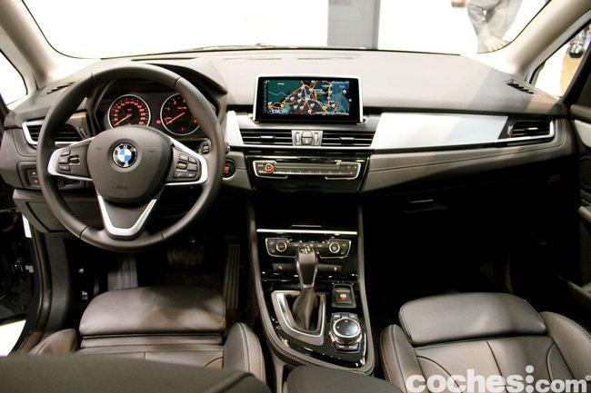 BMW Serie 2 Active Tourer presentación 32