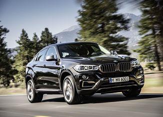 Nuevo BMW X6 2015: llega la renovación del SUV deportivo