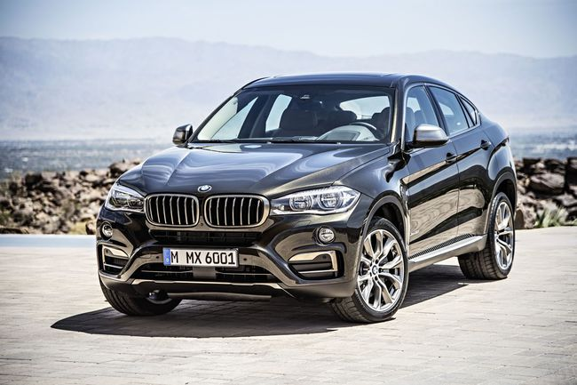 BMW X6 2015 17