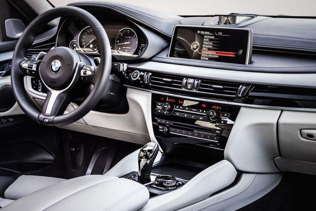 BMW X6 2015 53