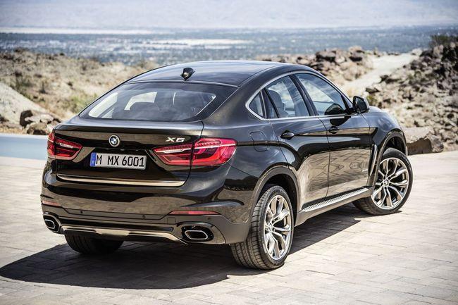 BMW X6 2015 65