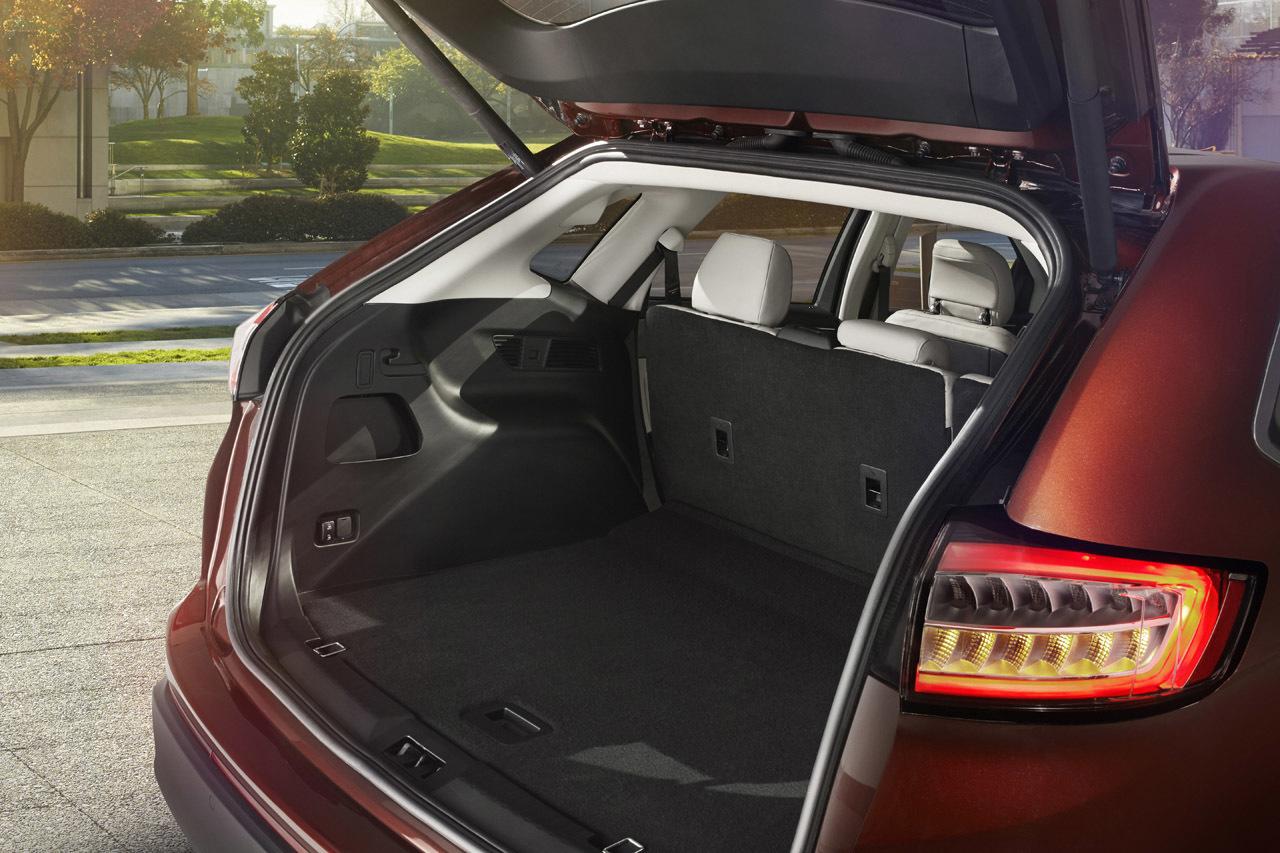 Ford Edge Trunk Dimensions >> Ford Edge, nuevo SUV para Europa
