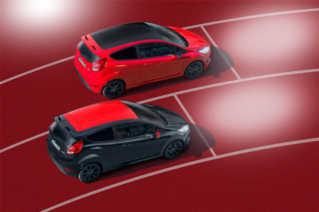 Ford Fiesta Red Edition Black Edition 2014 06