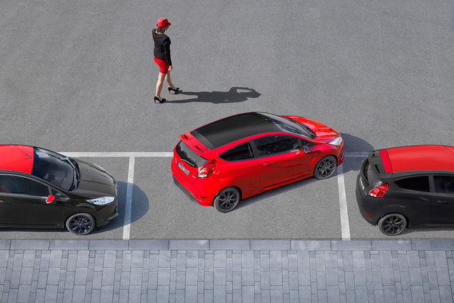 Ford Fiesta Red Edition Black Edition 2014 07