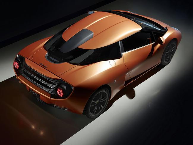 Lamborghini 5-95 Zagato Concept 2014 02