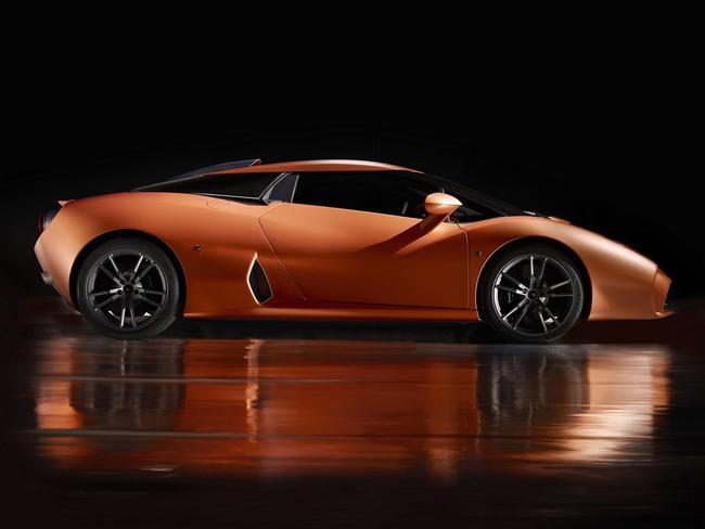 Lamborghini 5-95 Zagato Concept 2014 04