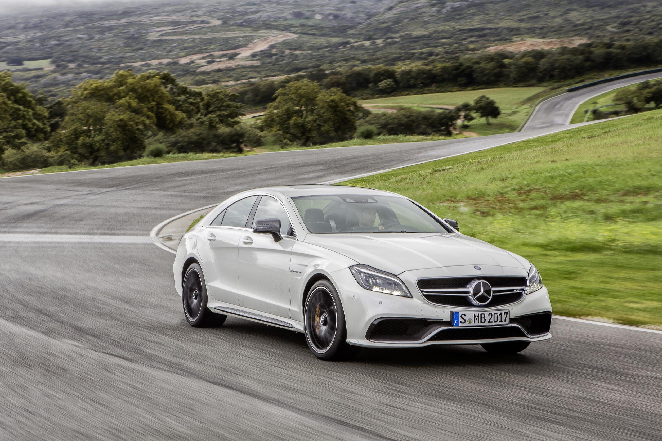 Mercedes-Benz Clase CLS 2014 02