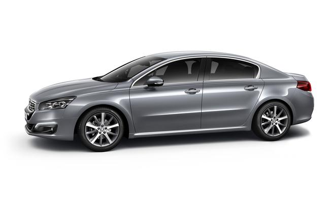 Peugeot 508 2014 05