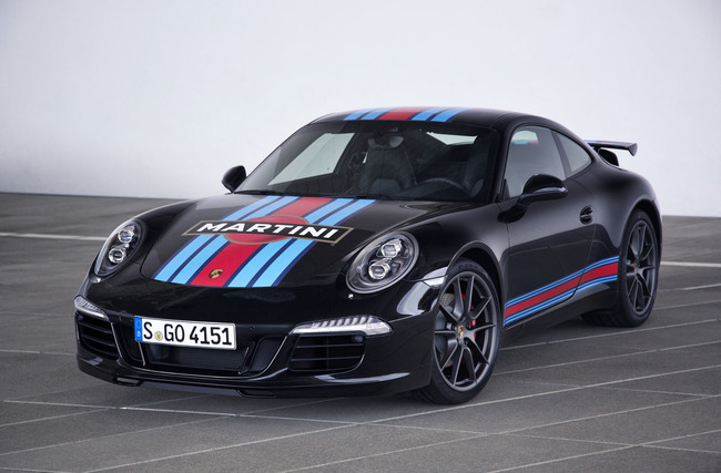 Porsche Carrera S Martini Racing Edition 2014 02