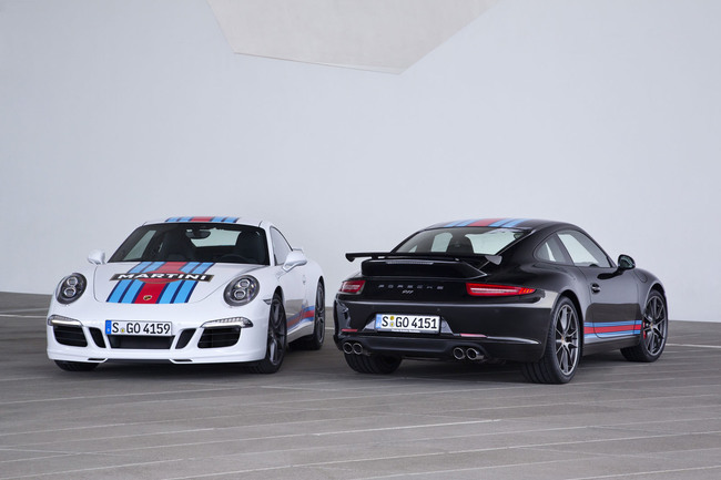 Porsche Carrera S Martini Racing Edition 2014 03