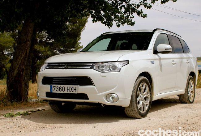 Prueba consumo Mitsubishi Outlander PHEV 2014 10