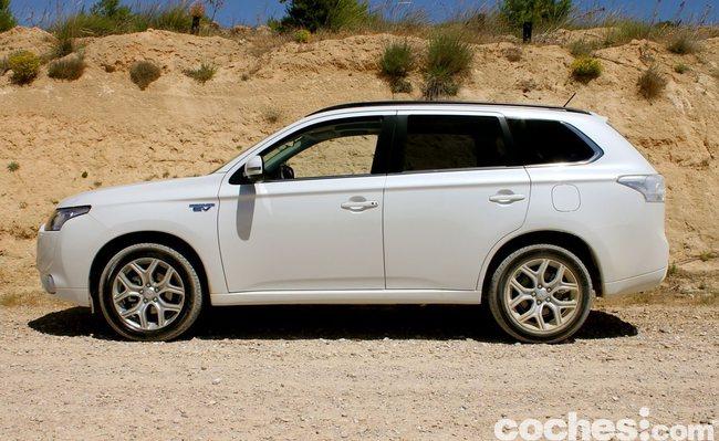 Prueba consumo Mitsubishi Outlander PHEV 2014 12