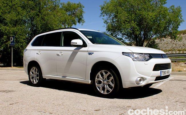 Prueba consumo Mitsubishi Outlander PHEV 2014 23