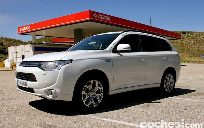 Prueba consumo Mitsubishi Outlander PHEV 2014 24