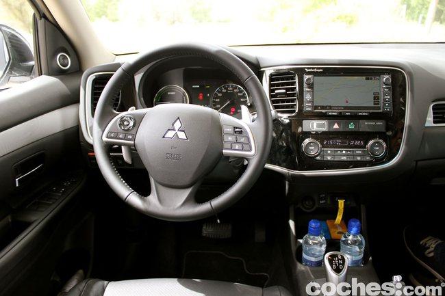 Prueba consumo Mitsubishi Outlander PHEV 2014 4