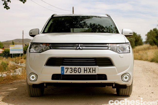 Prueba consumo Mitsubishi Outlander PHEV 2014 6