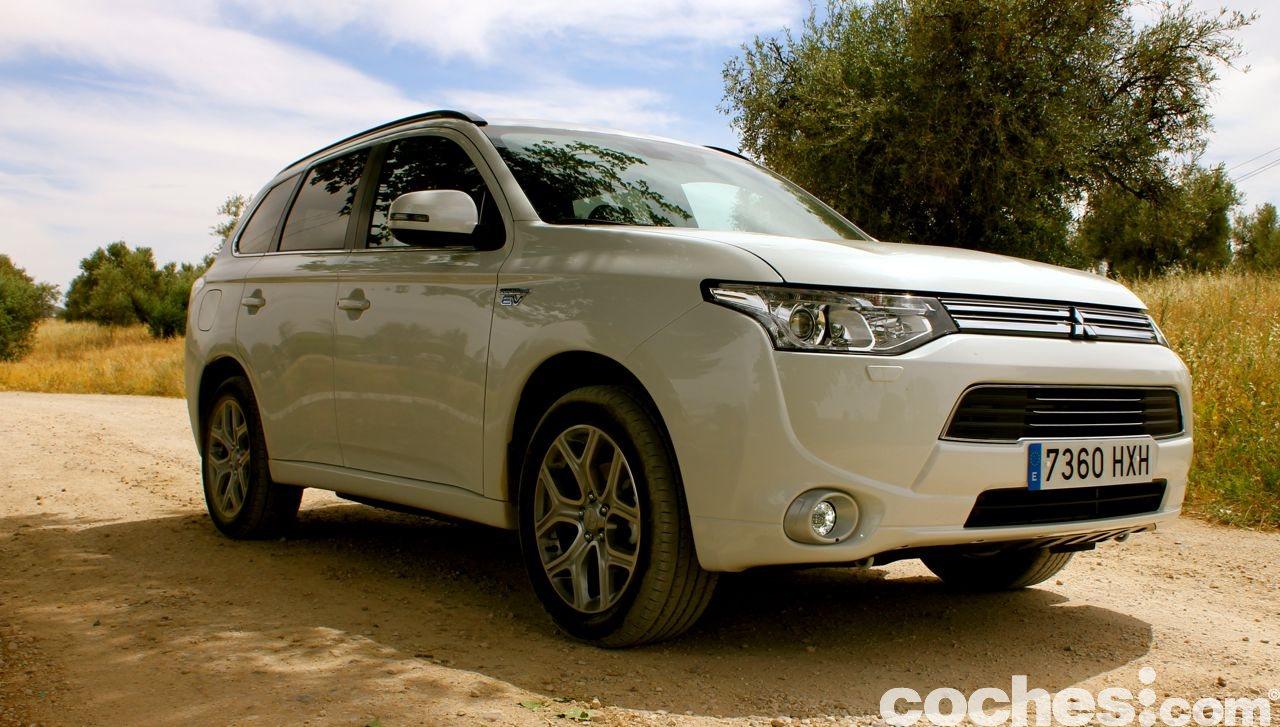 Prueba consumo Mitsubishi Outlander PHEV 2014 9
