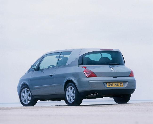 Renault Avantime 01