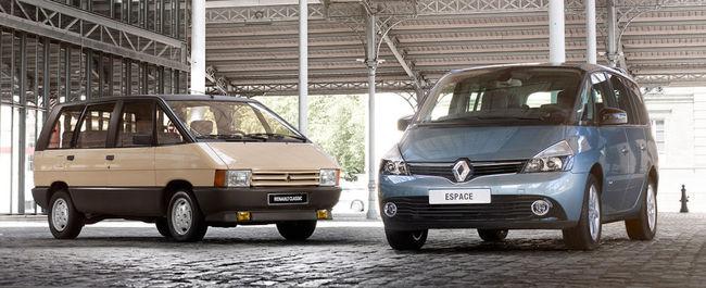 Renault Espace 1984-2014