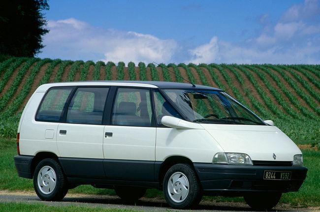 Renault Espace II 1991 05