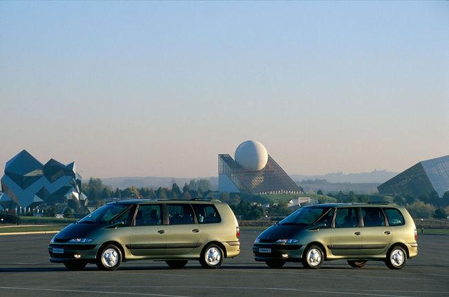 Renault Espace IV 2002