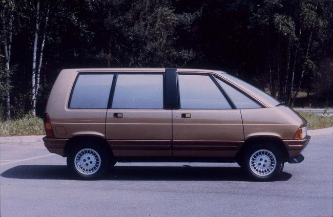Renault Espace prototipo Matra 1992