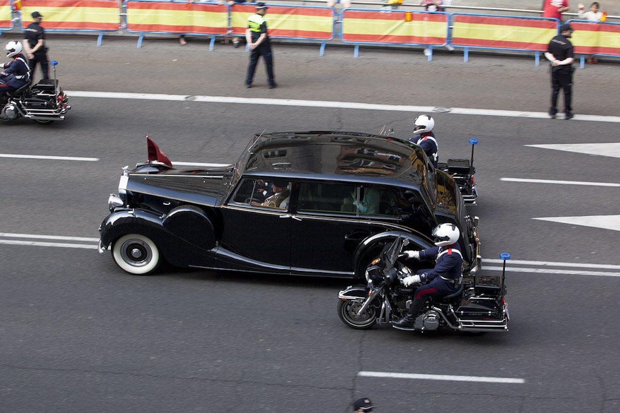 Rolls-Royce-coronación-Felipe-VI