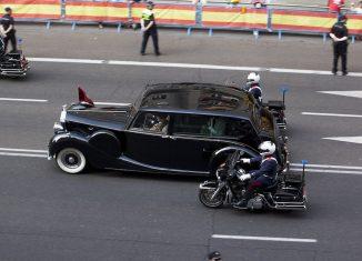 Rolls Royce coronación Felipe VI