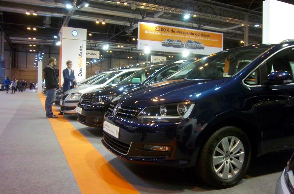 Salon VO coches segunda mano