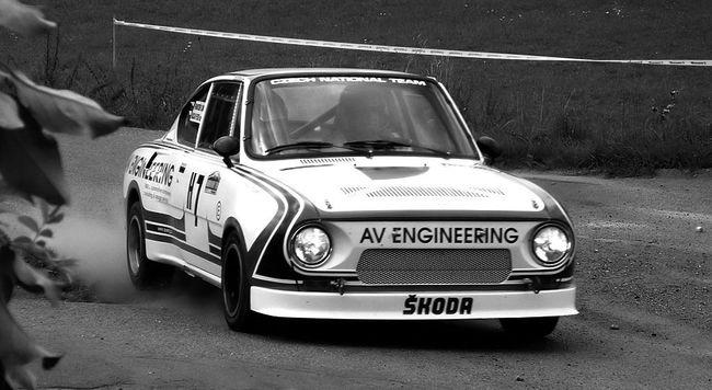 Skoda 130 RS 1979
