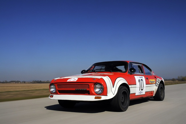 Skoda RS 40 anniversario 2014 01