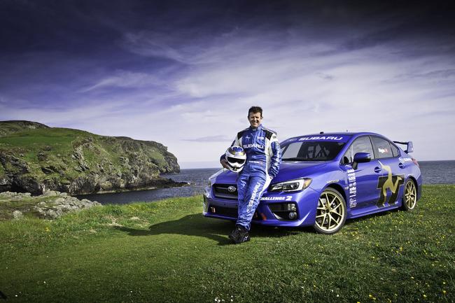 Subaru WRX STI Isla de Man 2014 01