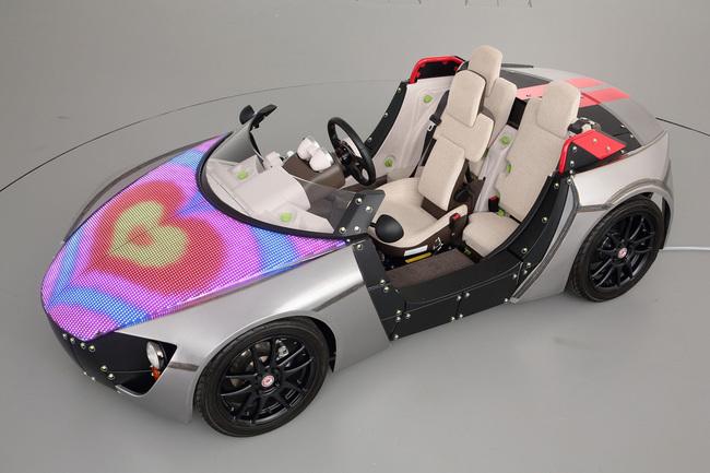 Toyota Camatte Concept 2014 05