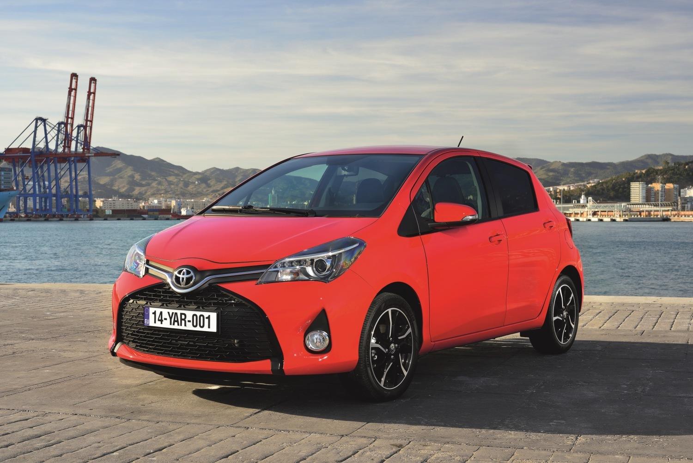 Toyota Yaris 2014 09
