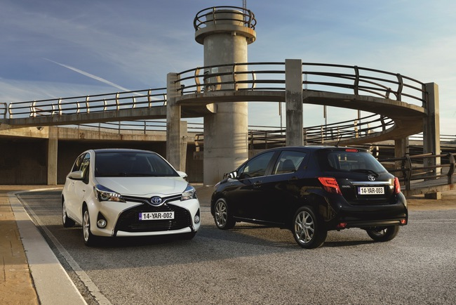 Toyota Yaris 2014 10