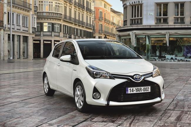 Toyota Yaris 2014 38