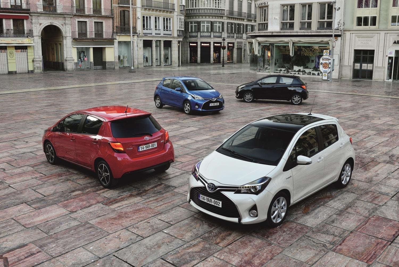 Nuevo Toyota Yaris 2014: precios y equipamiento