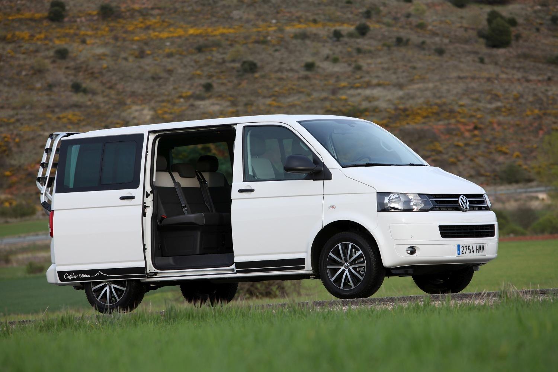 Volkswagen Multivan Outdoor Edition 2014 06