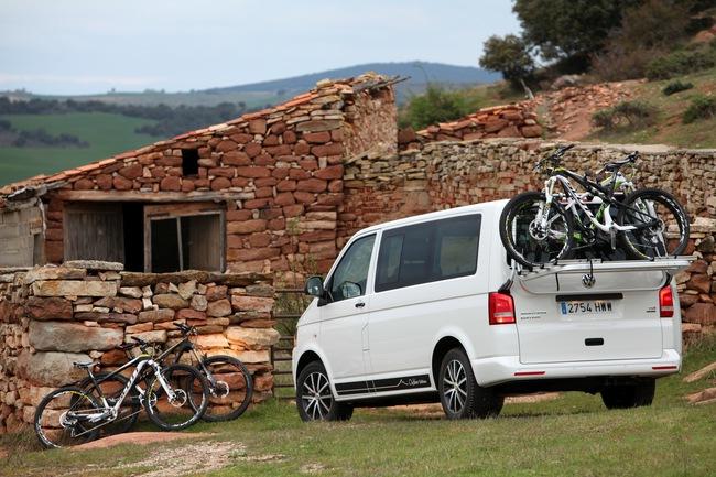 Volkswagen Multivan Outdoor Edition 2014 09